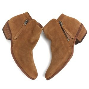 NWOT Sam Edelman Packer Booties Boots Size 8